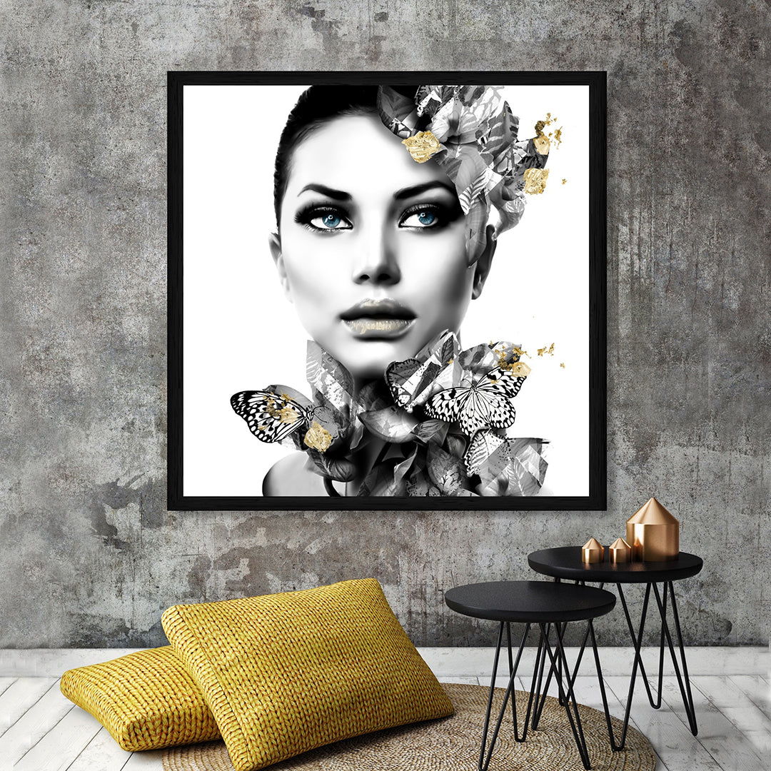 Fashion Wall Art | Luxe Furniture
