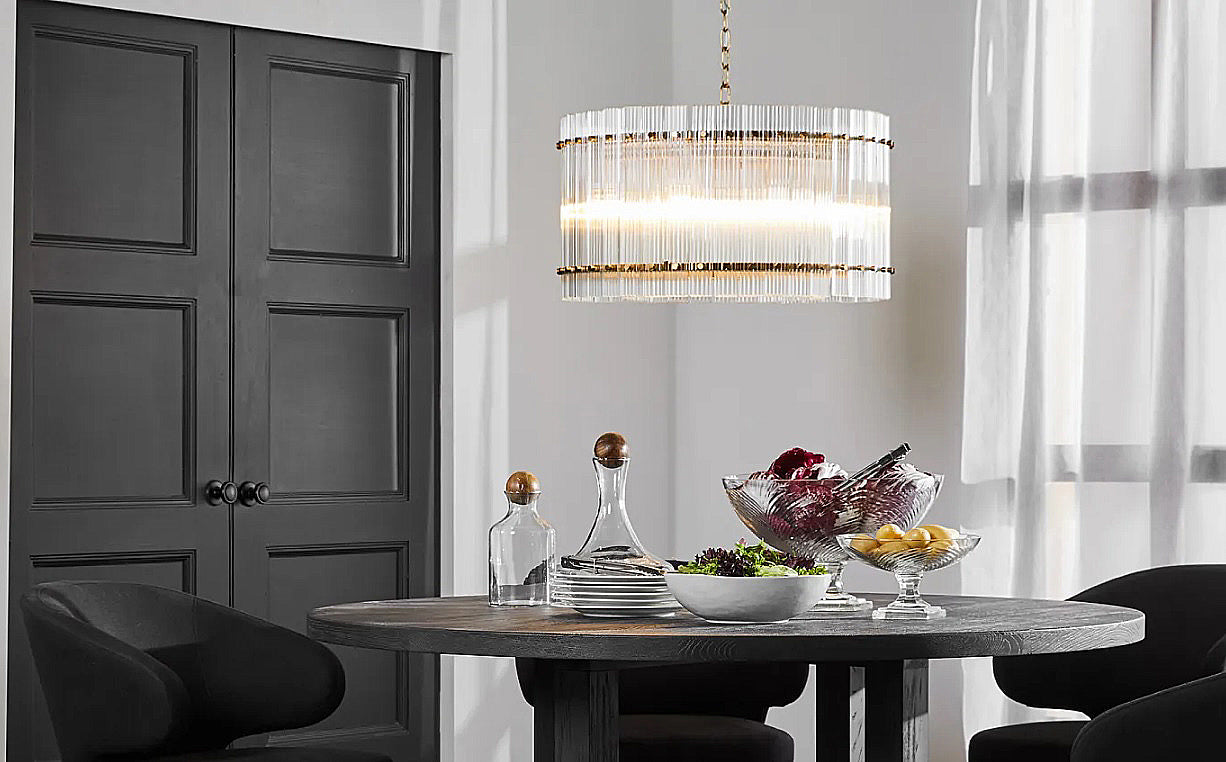 Crystal Pendant Lighting | Luxury Furnishings