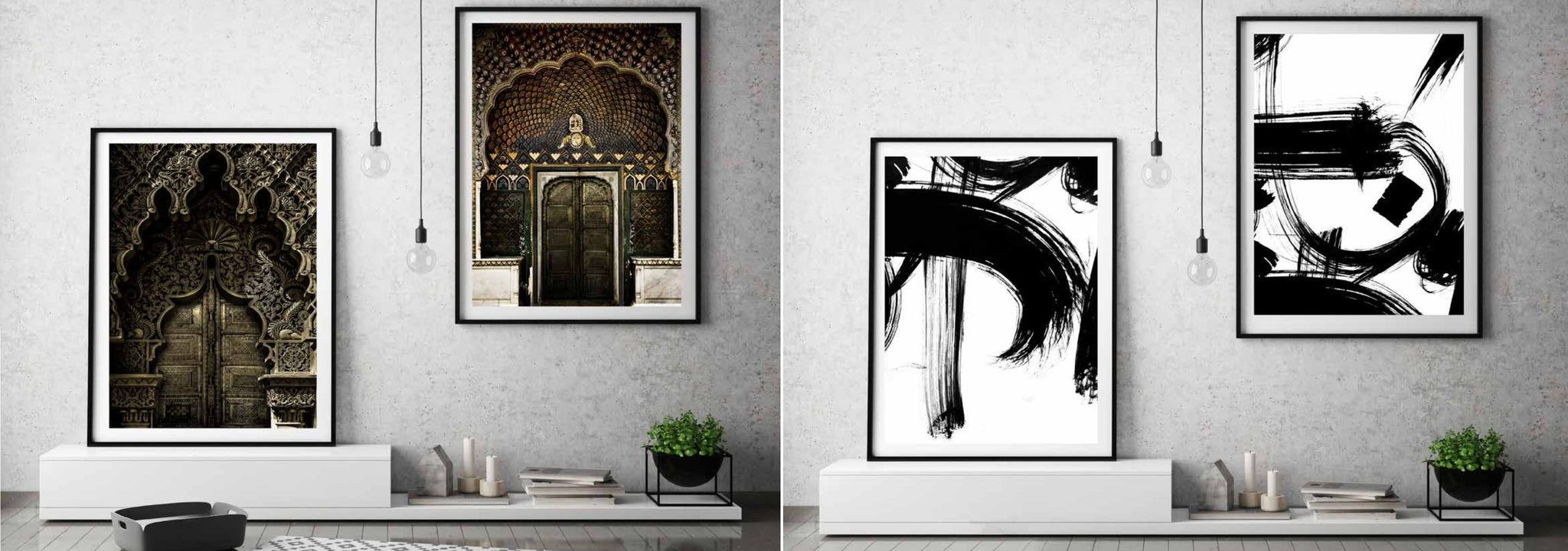 Moroccan Framed Prints