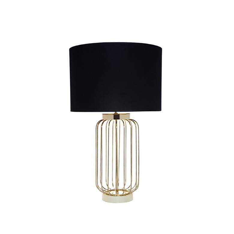 Cleo Art Deco Table Lamp