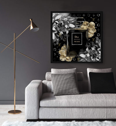 Embellish Fashion Wall Art