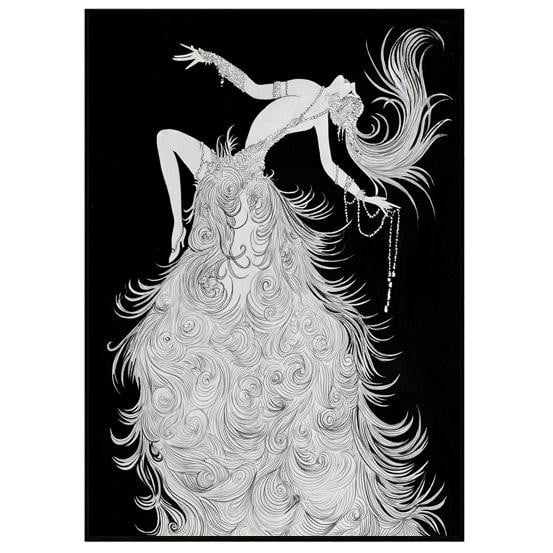 Dancer Fashion Wall Art | Attica House Wall Art