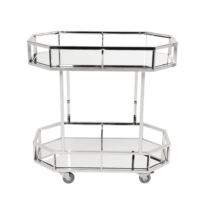 Brooklyn Home Bar Trolley | Home Bar Furniture
