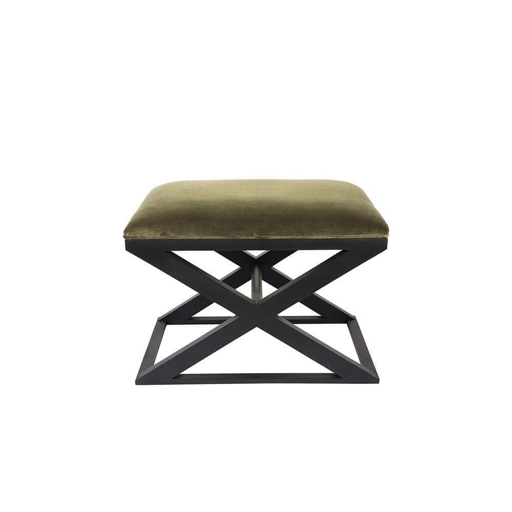 Spencer Stool - Moss