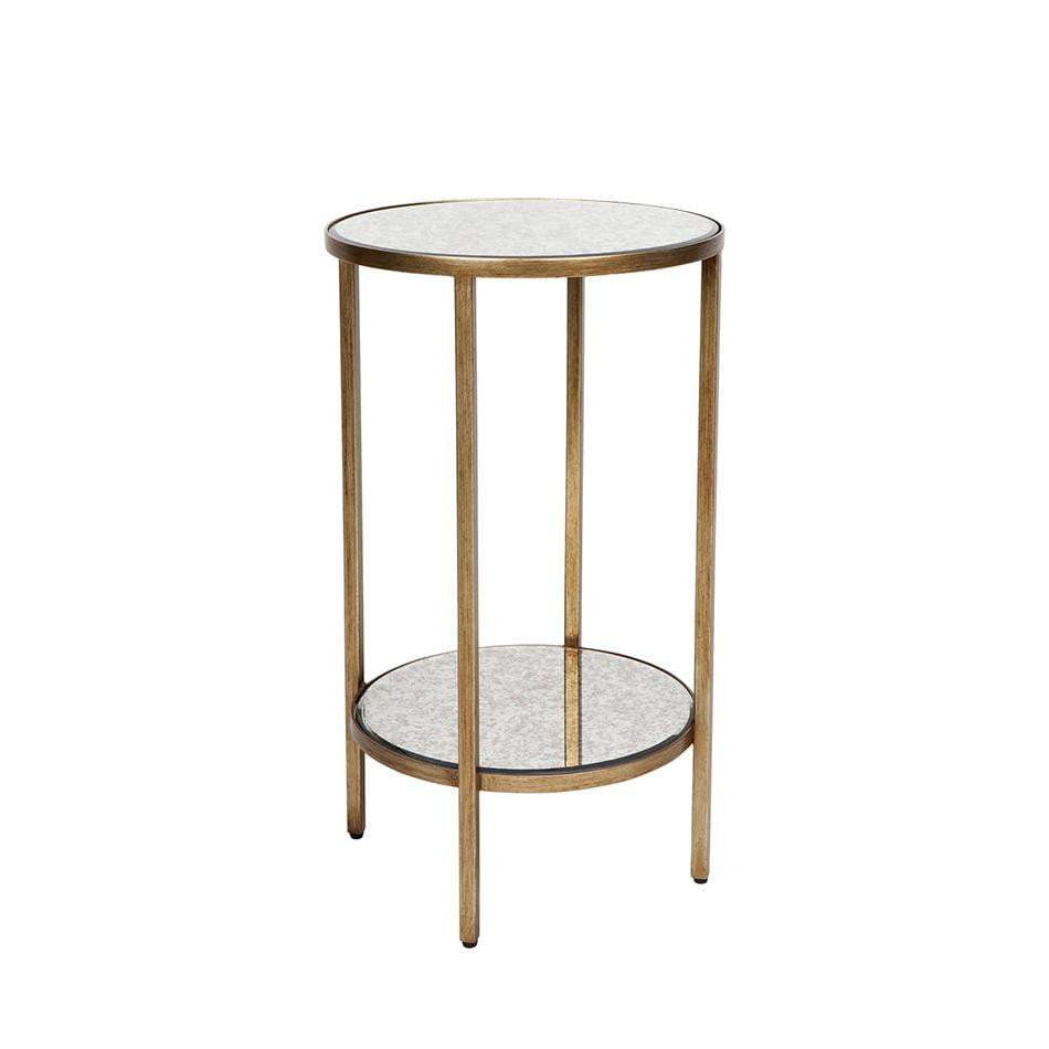 Cocktail Gold Furniture | Gold Side Table