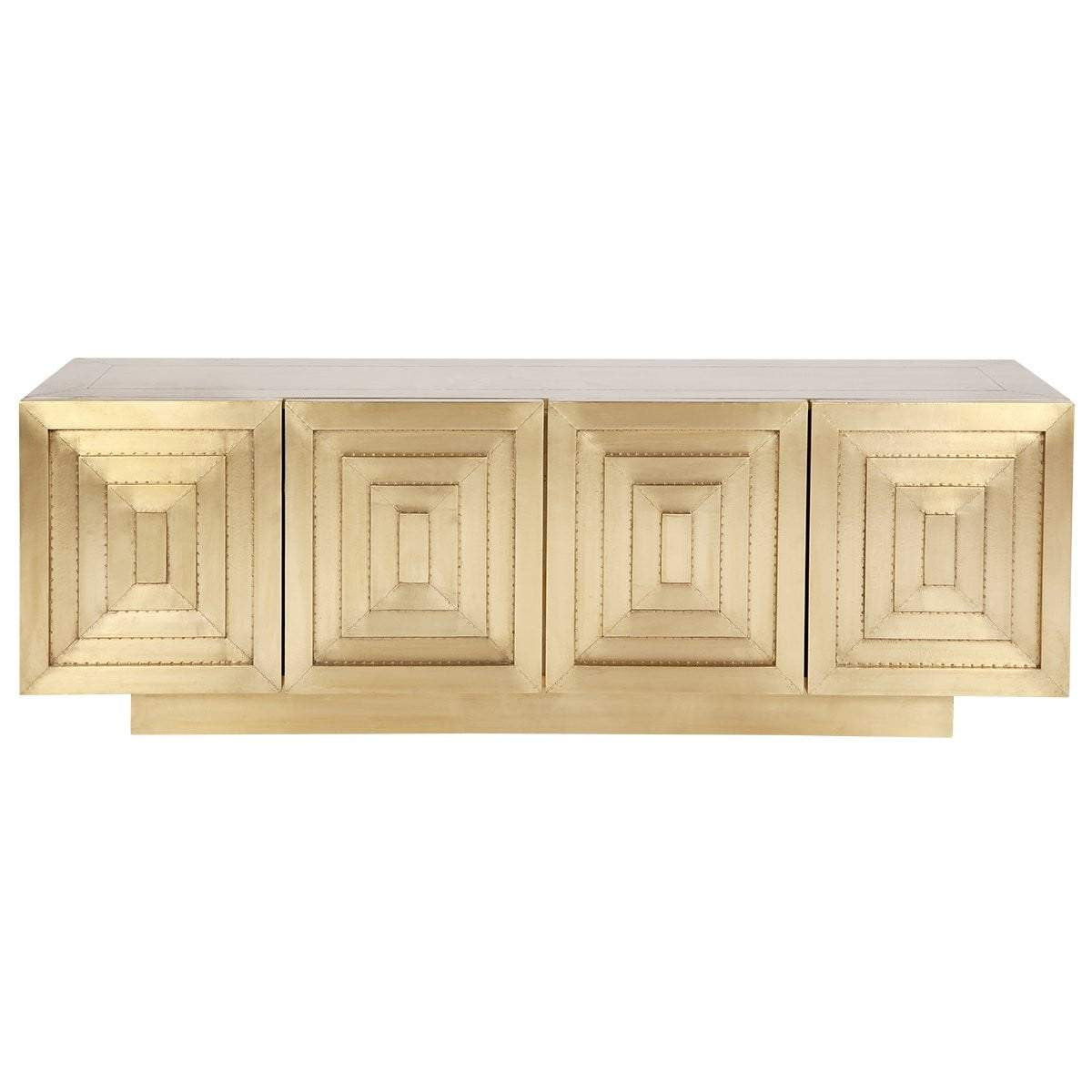 Guild Gold TV Unit | Luxury Furniture