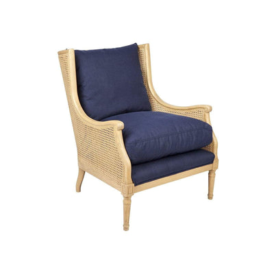 Havana Rattan Occasional Chair Natural | Luxury Furniture Sydney