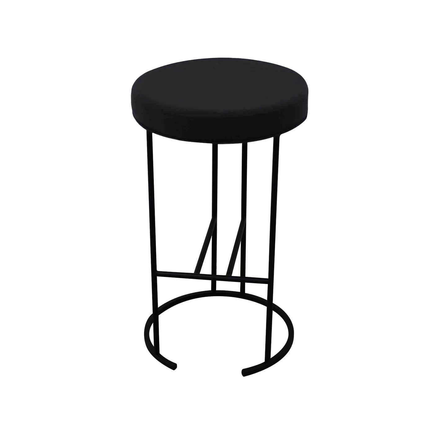 Blackley Kitchen Stool - Black