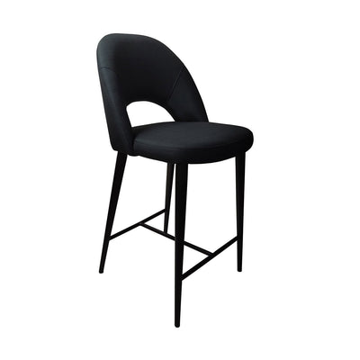 Austin Black Kitchen Stool | Attica Luxury Furniture Sydney