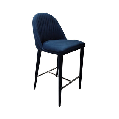 Dante Kitchen Stool Navy| Luxury Furniture Sydney