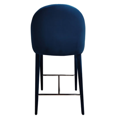 Dante Kitchen Stool Navy