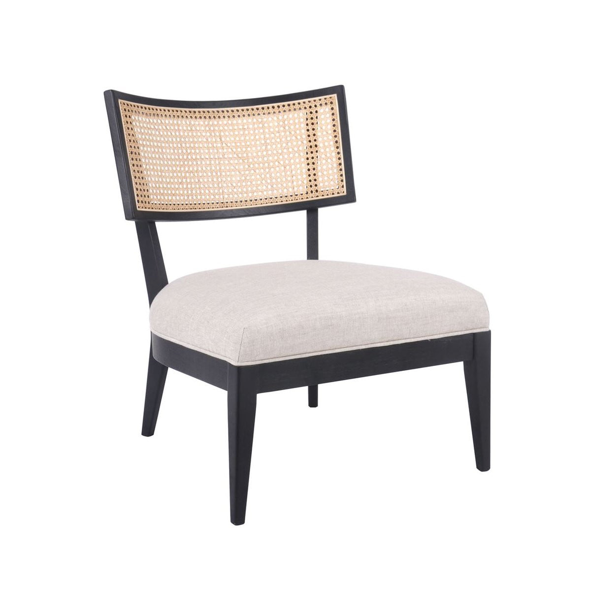 Darcy Rattan Occassional Chair Natural | Attica House Luxury Furniture