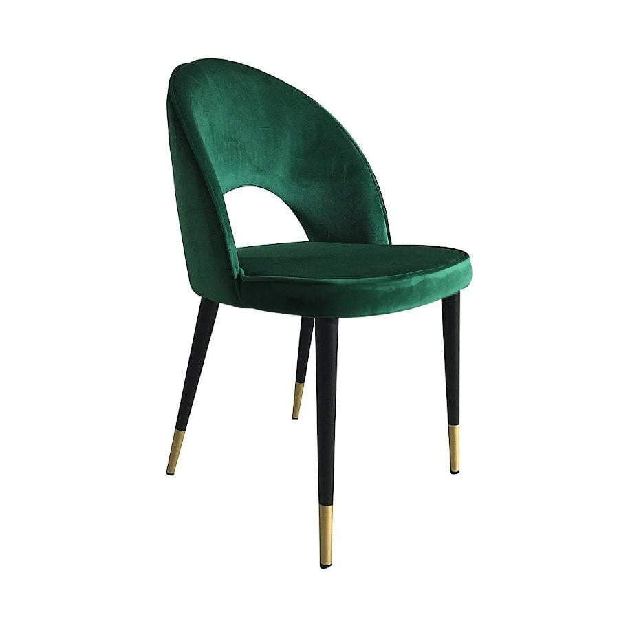 Bourdain Velvet Dining Chair  | Attica Home | Luxury Furniture Sydney