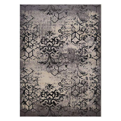 Bradford Grey Smoke Contemporary Rug