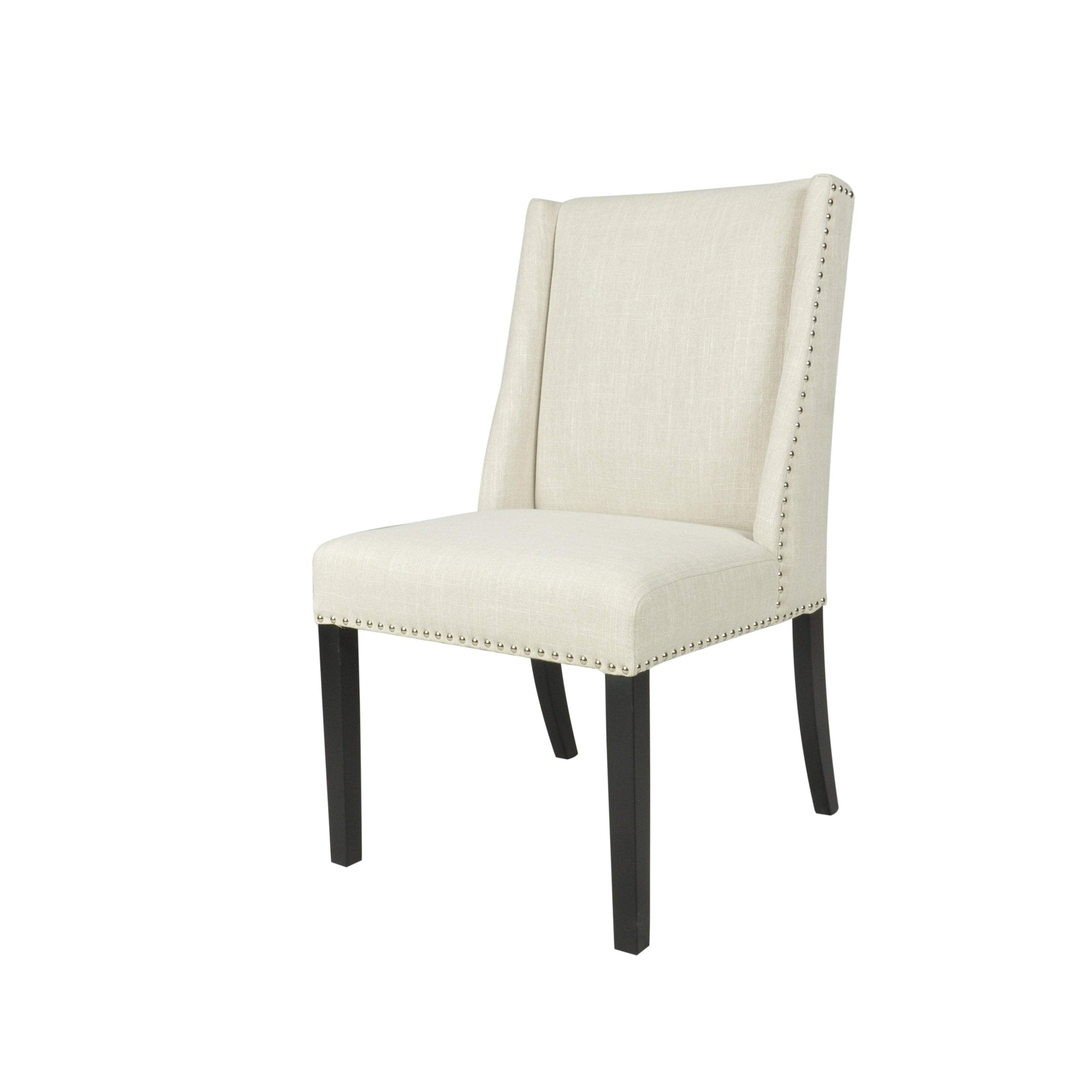 Braydon Linen Dining Chair - Natural