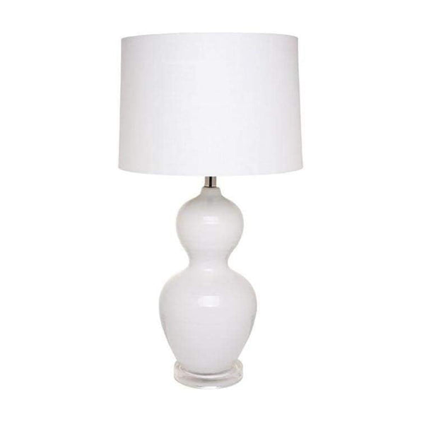 Bronte White Table Lamp