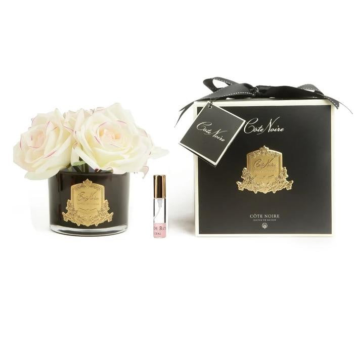 COTE NOIRE PERFUMED NATURAL TOUCH 5 ROSES - Pink Blush