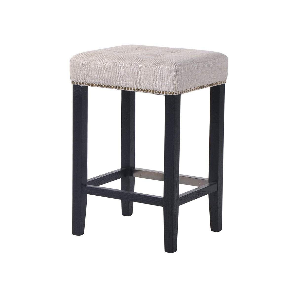 Canyon Oak Kitchen Stool