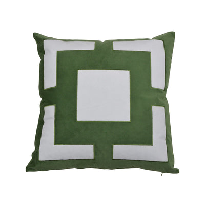 Cremorne Olive Cushion Cover | Attica Luxury Furniture Sydney