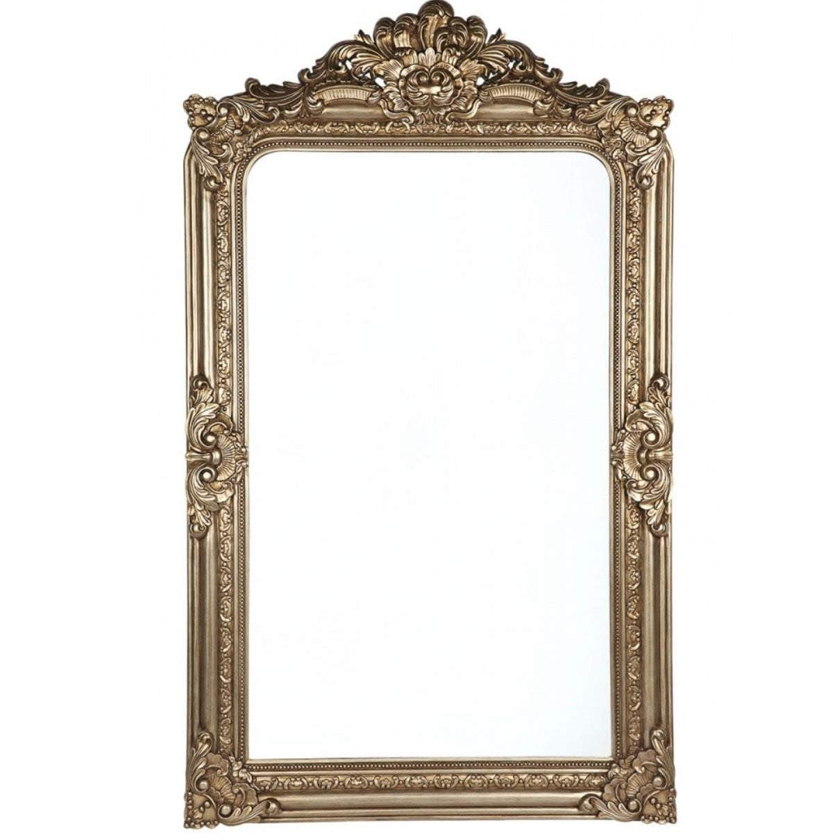 Elizabeth Antique Gold Mirror | Luxury Mirrors Sydney