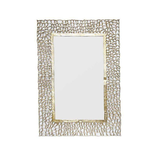 Diva Luxe Gold Mirror