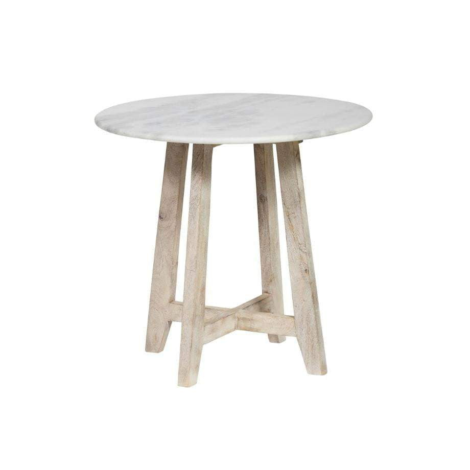 Irving Marble Side Table