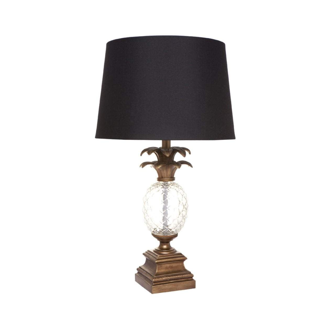 Langley Gold Table Lamp - Luxury Lamps