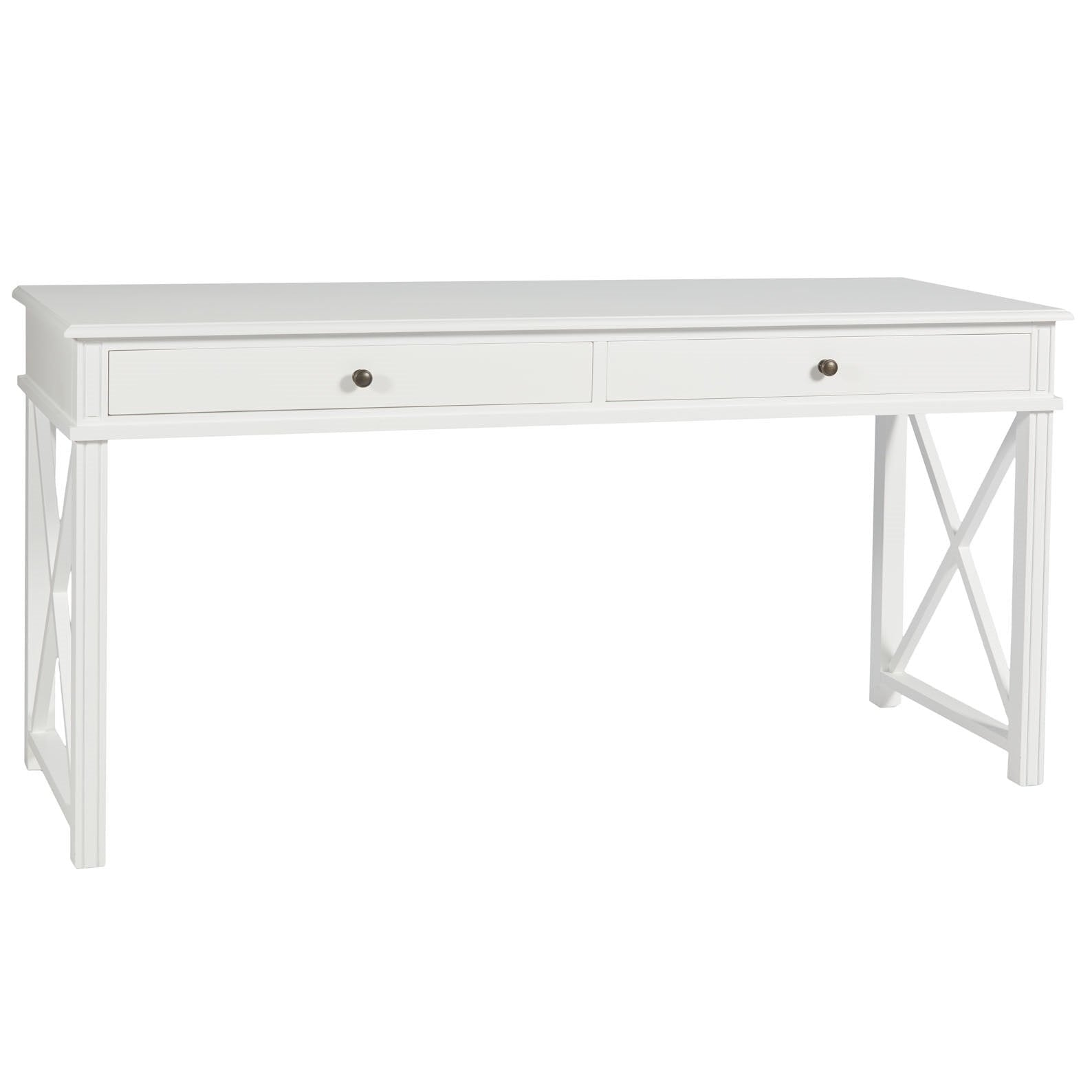 Sydney Hamptons Desk - White