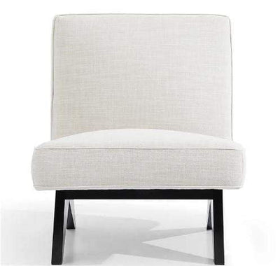 Martyn Slipper Chair - Off White