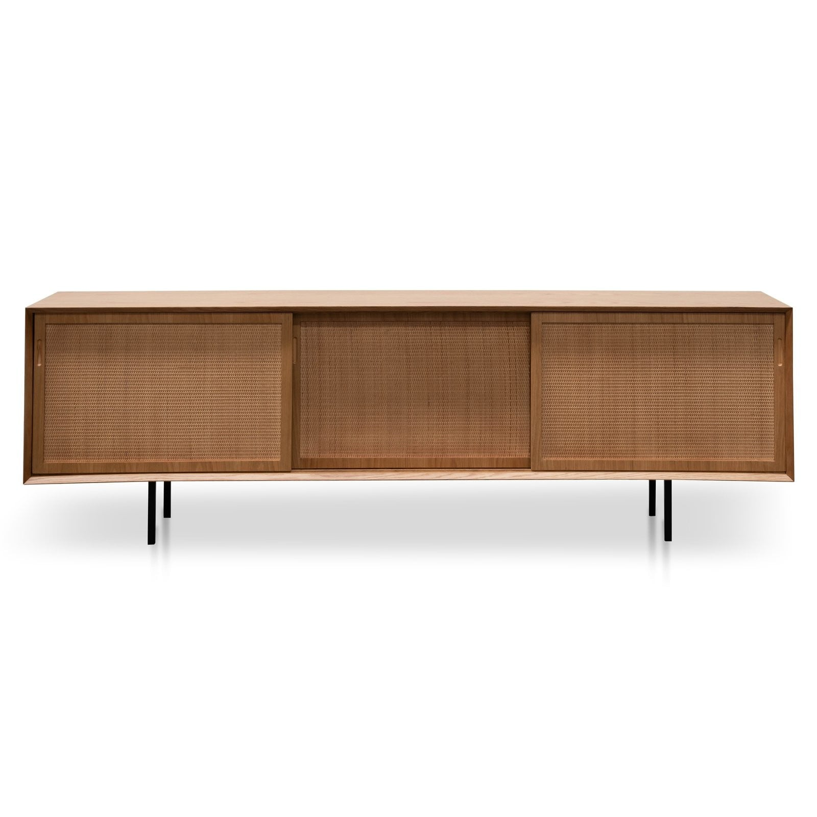 Montana Rattan Entertainment Unit Natural | Attica House Luxury Furniture Sydney