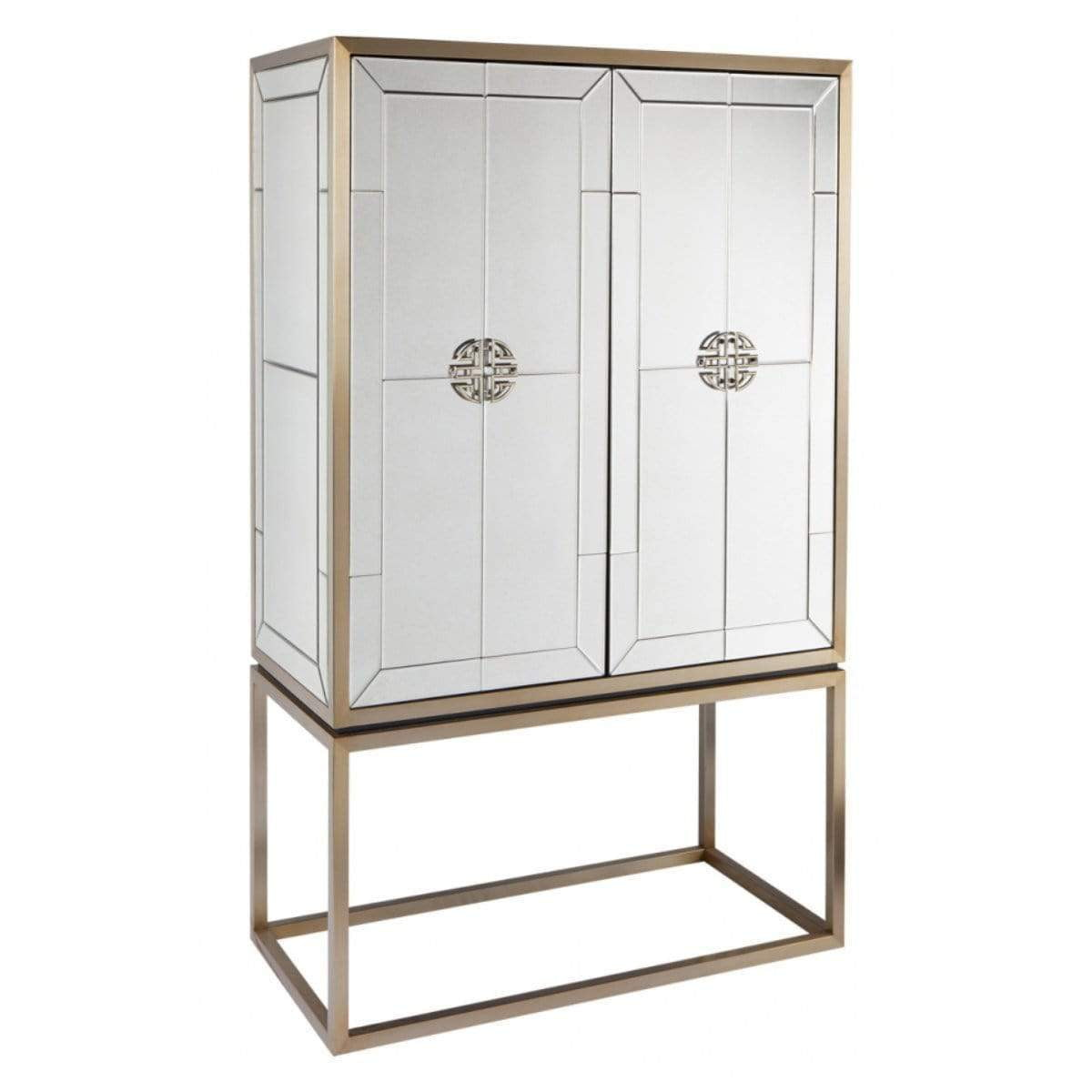 Rochester II Drinks Cabinet-Attica-luxury bar furniture