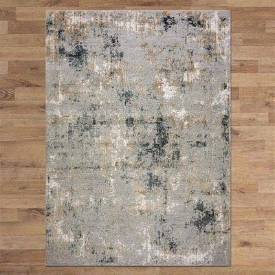 Maya Designer Rug - Hints of Gold