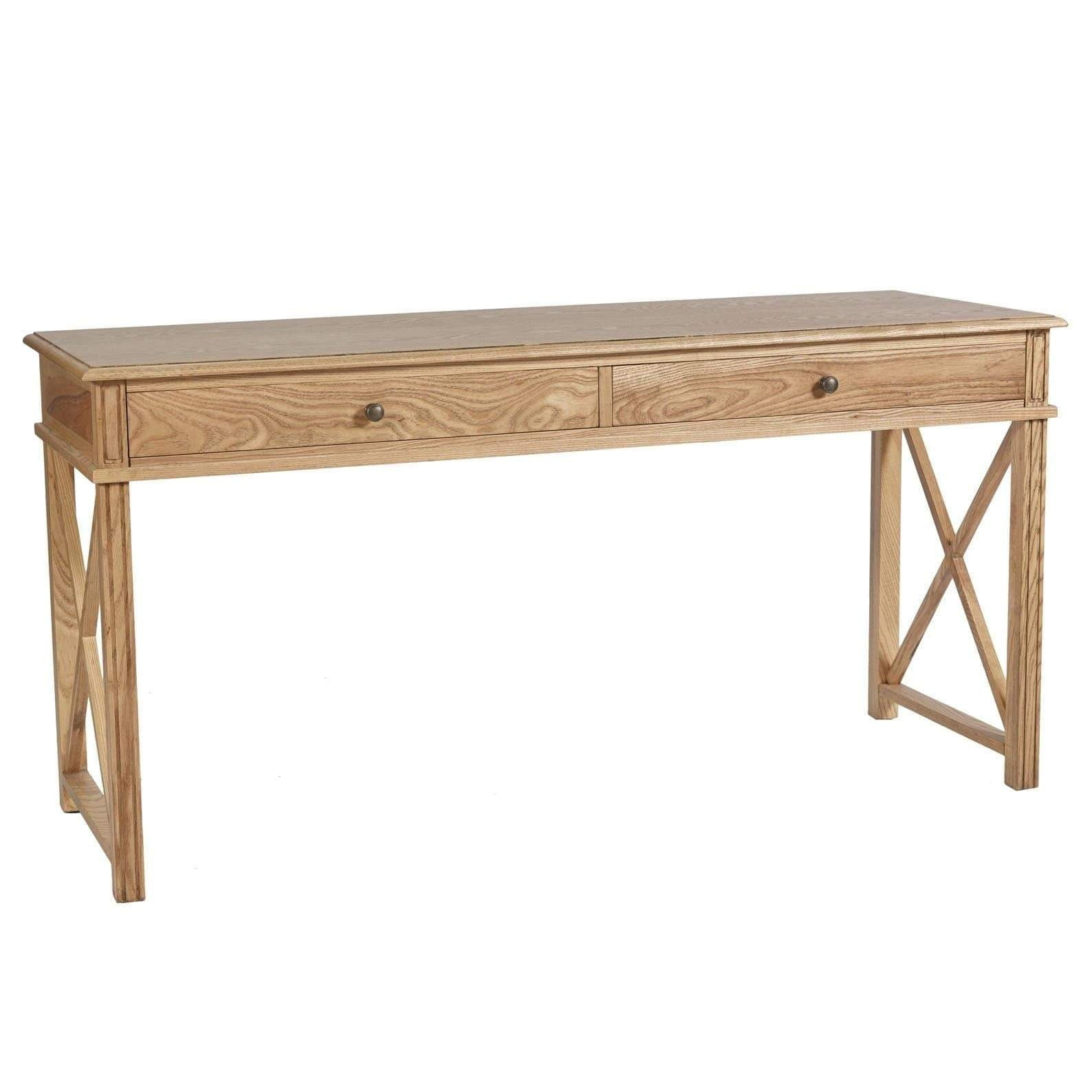 Sydney Hamptons Desk - Elm