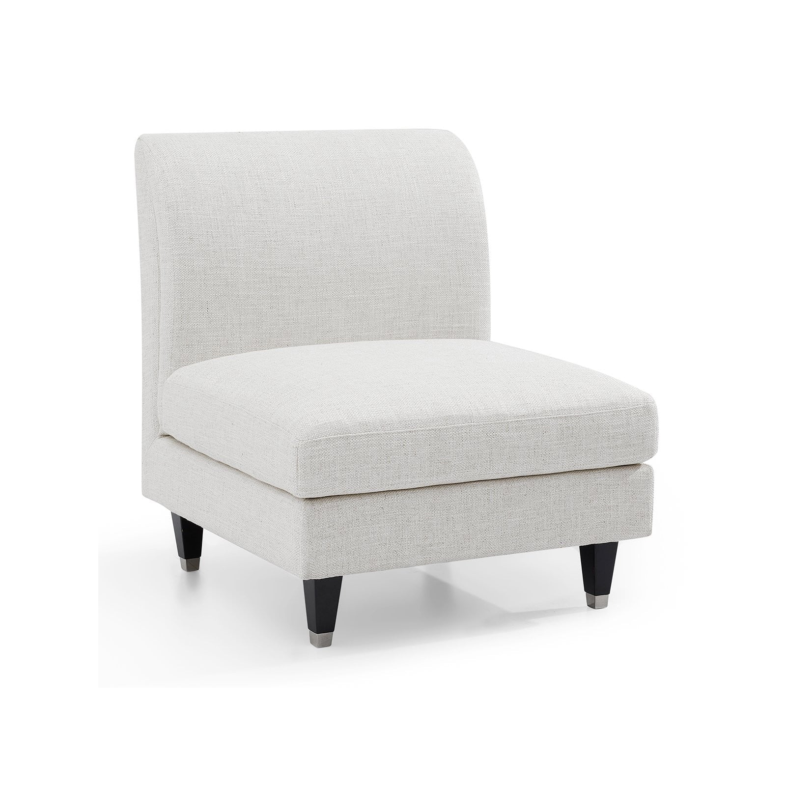 Tailor Ivory Linen Chair | Attica House