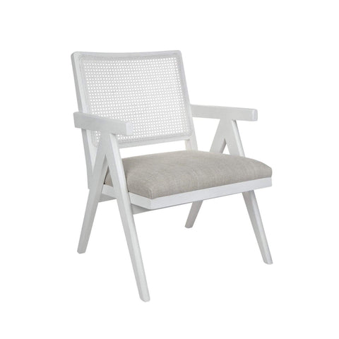 The Imperial Arm Chair - White