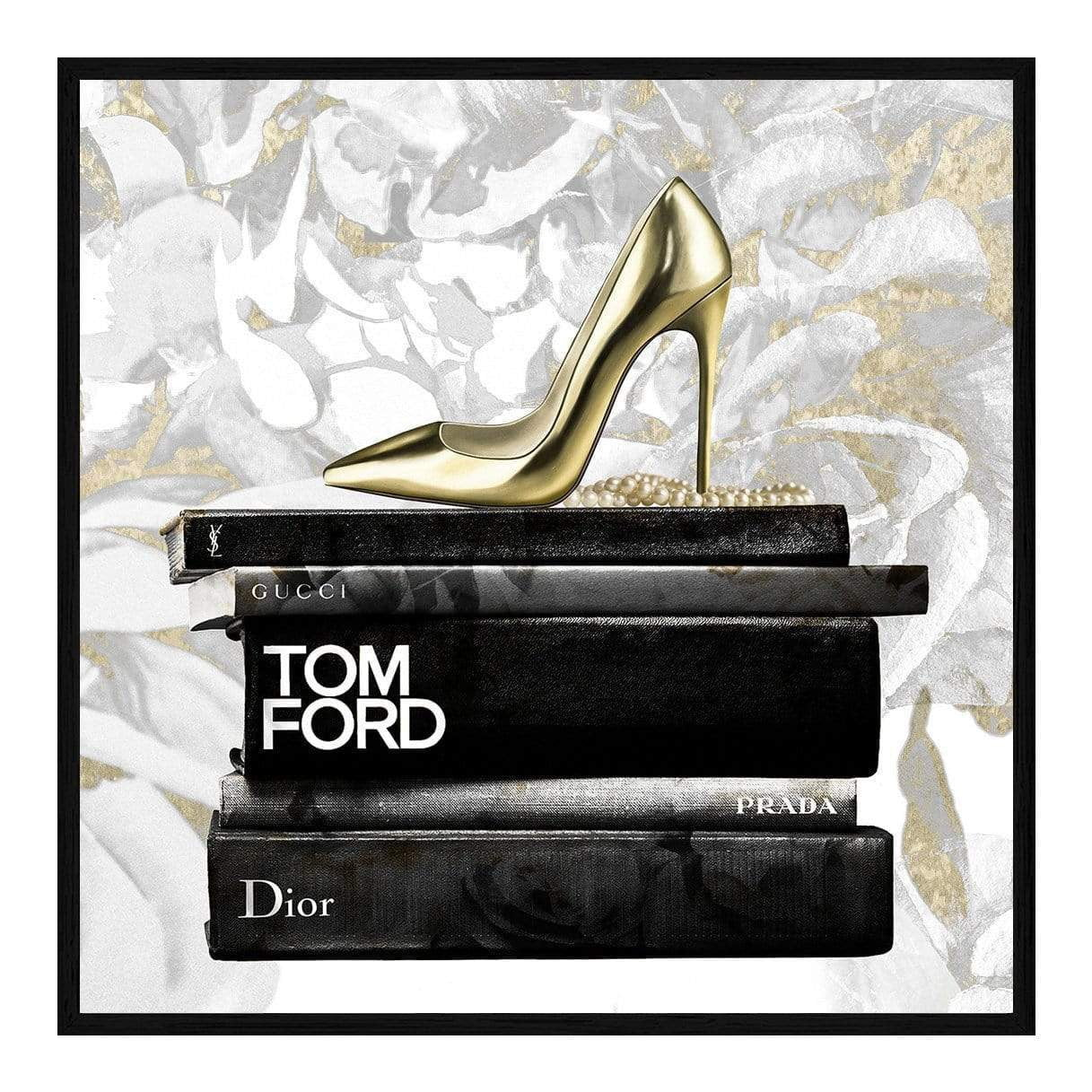 Tom Ford Fashion Wall Art | Luxury Furniture Sydney