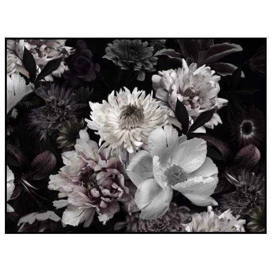 Vintage Floral Wall Art