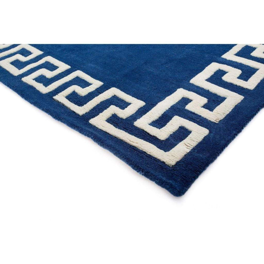 Attica Greek Key Rug