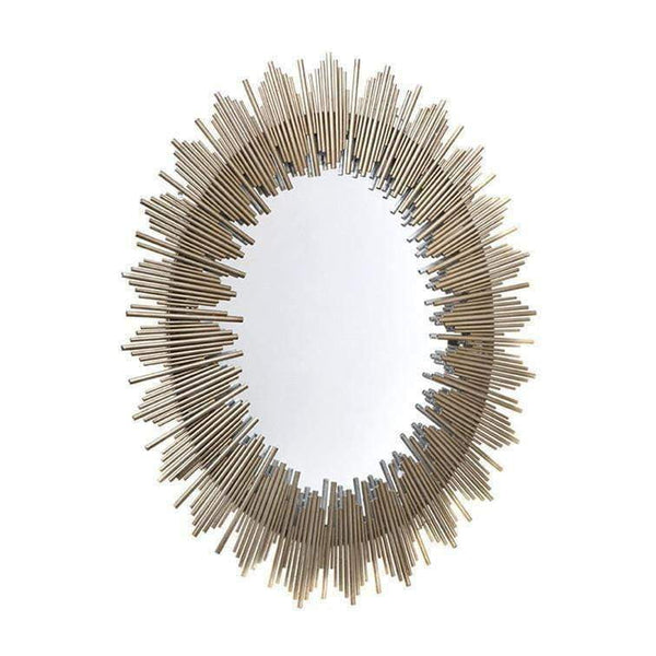 Franklin Sunburst Mirror