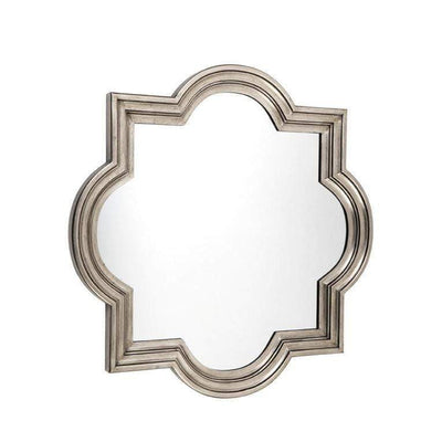 Marrakech Silver Wall Mirror - Large | Attica Home | Luxury Furniture Sydney