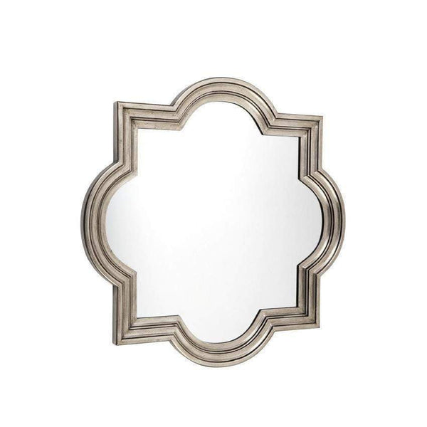 Marrakech Silver Wall Mirror - Small