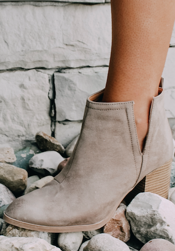The Becca Bootie