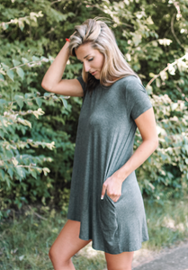 The Fawn Dress