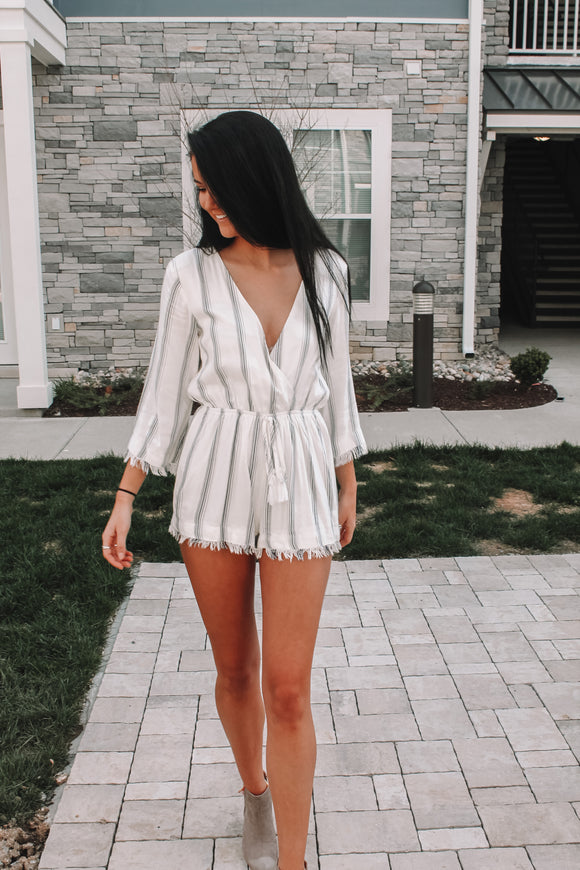 The Luca Romper