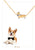 Collaboration with ZIGGY - Corgi special jewelry - A very special gift to corgi lovers