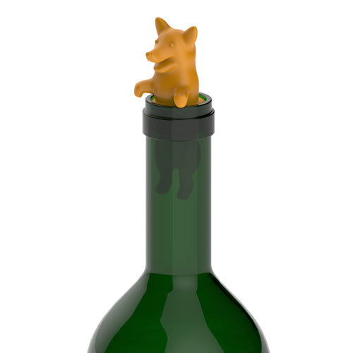 Corki™ Bottle Stopper by TrueZoo