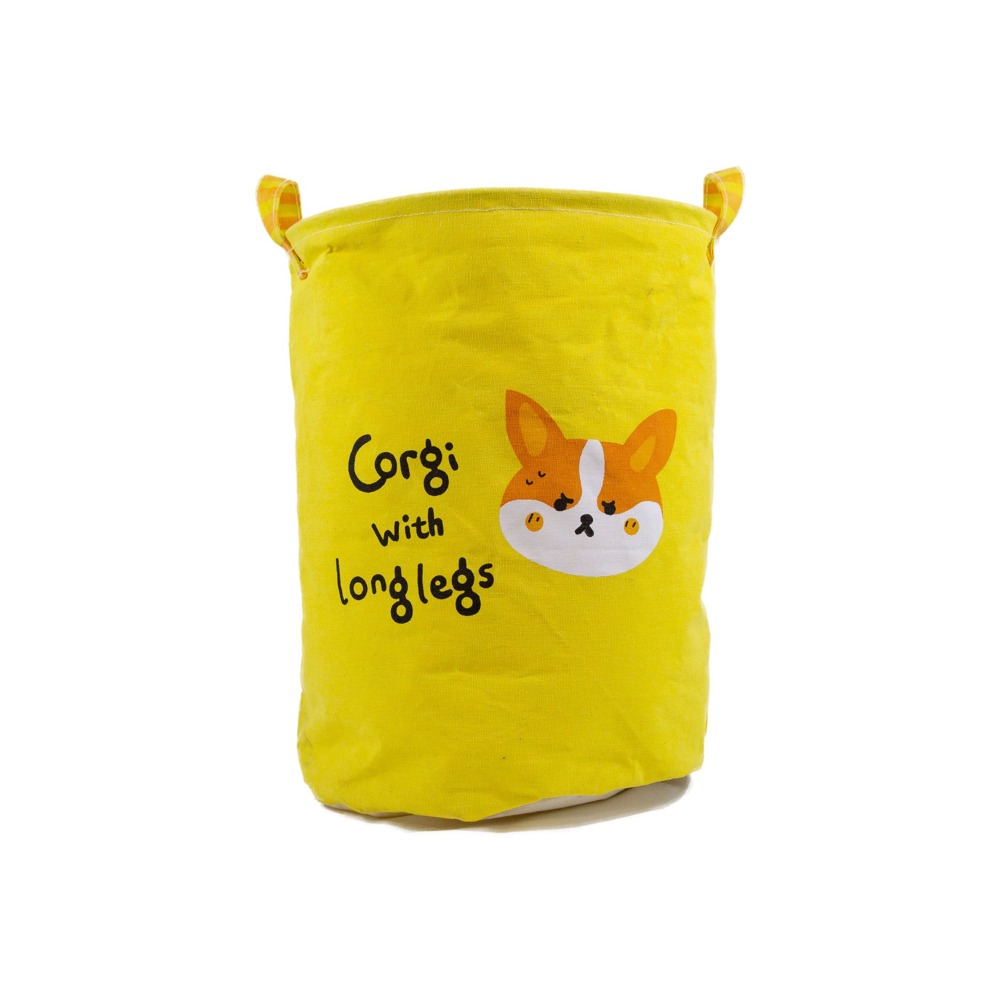 Corgi Laundry Basket