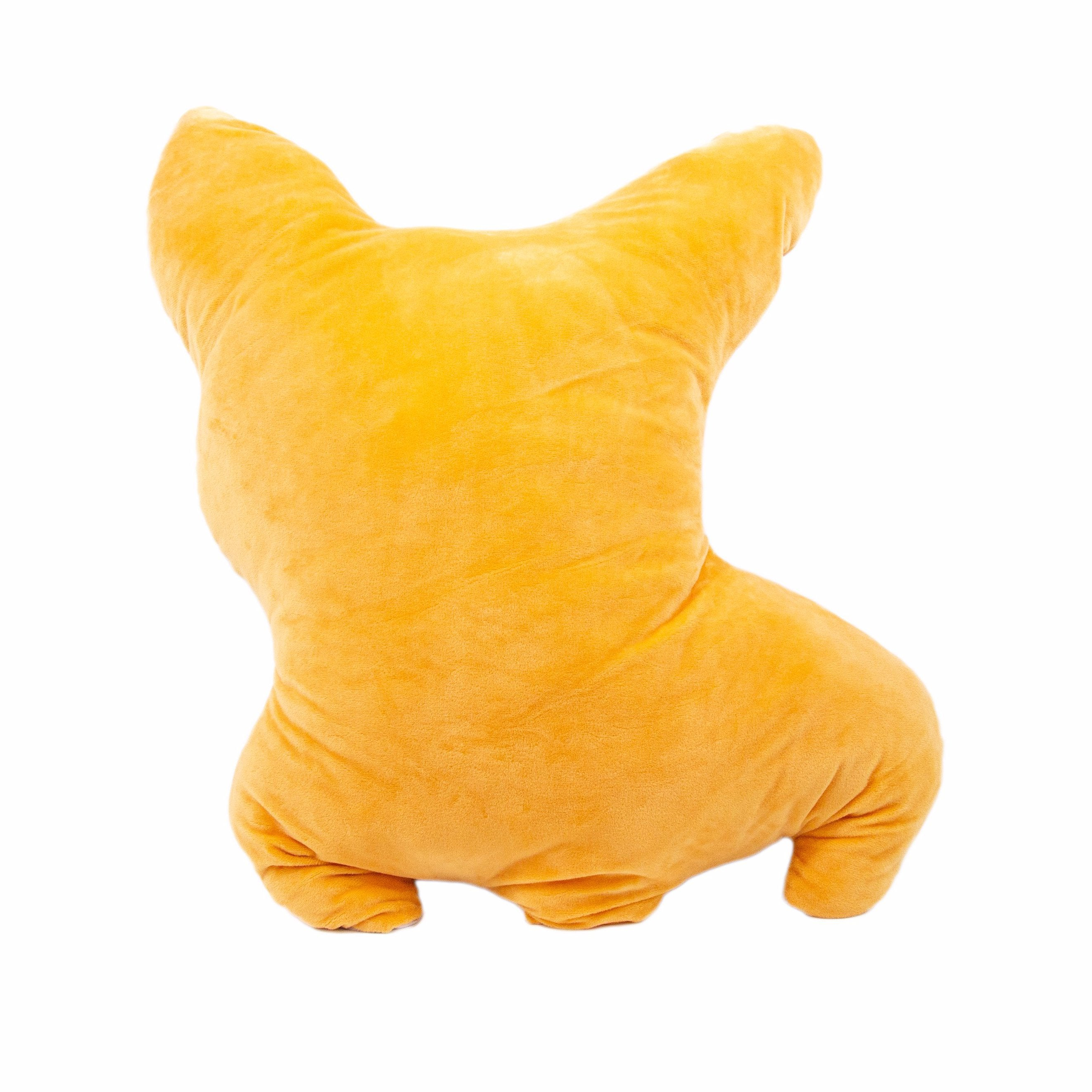 Giant Corgi Winking Hugging Pillow