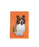 Welsh Corgi Fridge Magnet BY PaperRussells