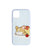 Omelette Corgi Blue Phone Case